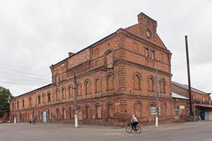 Mill in Huliapole